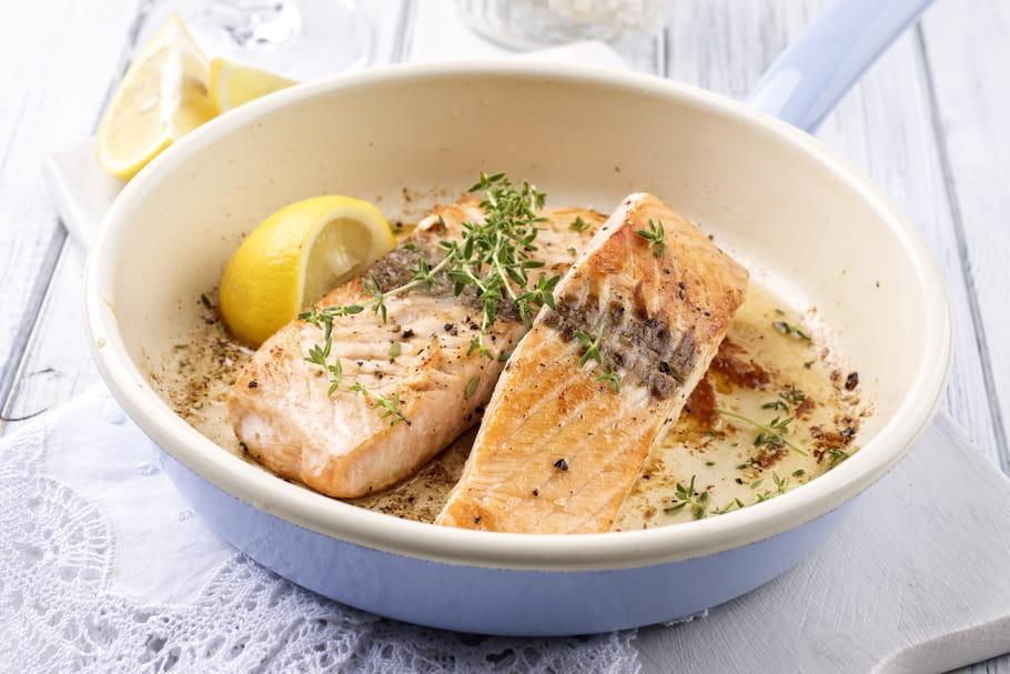 Quelle sauce servir avec un pavé de saumon ?