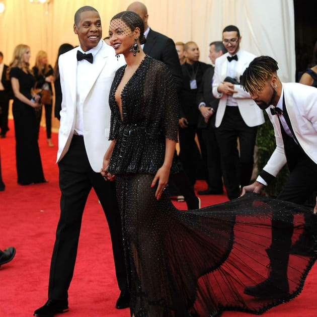 Jay-Z et Beyoncé Met Ball 2014