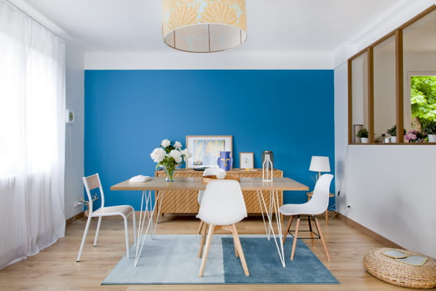 Une salle à manger esprit Grand Bleu