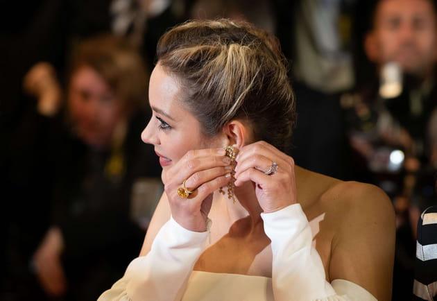 Diamants sur tapis pour Marion Cotillard