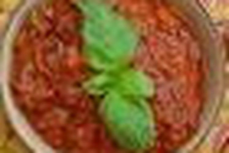Sauce bolognaise parfaite