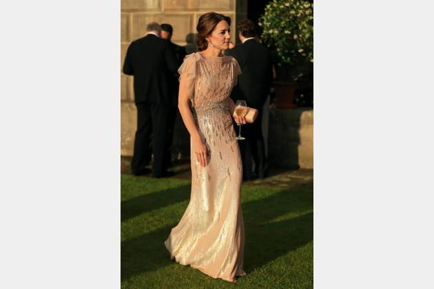 Kate Middleton le 22juin 2016