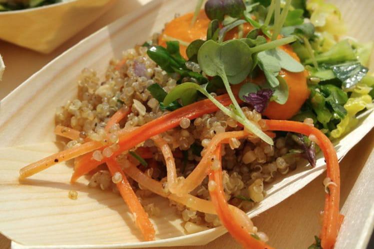 Salade EXKi « Valparaiso » au quinoa belge bio
