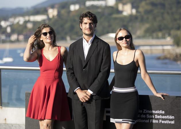 """Laetitia Casta, Louis Garrel, Lily-Rose Depp: triangle amoureux dans """"Un Homme Fidèle"""""""