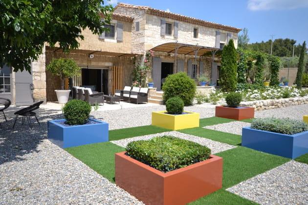 Populaire Mas de mon Père, une maison provençale à la PC62