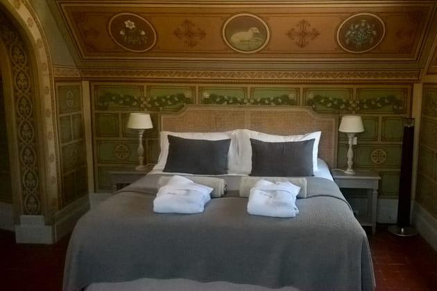 L'Art Nouveau s'invite dans les chambres