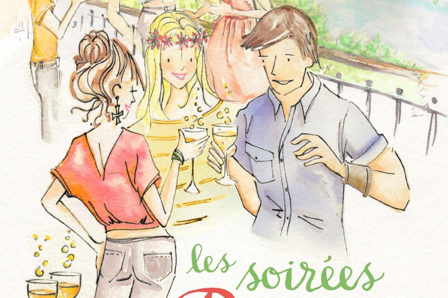 Cidres de France lancent des soirées complètement Perchées