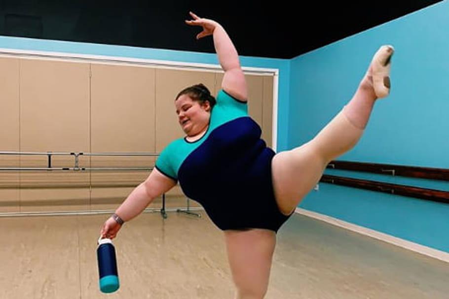 Lizzy Howell, malade et obèse, elle danse, s'en balance et nous bluffe