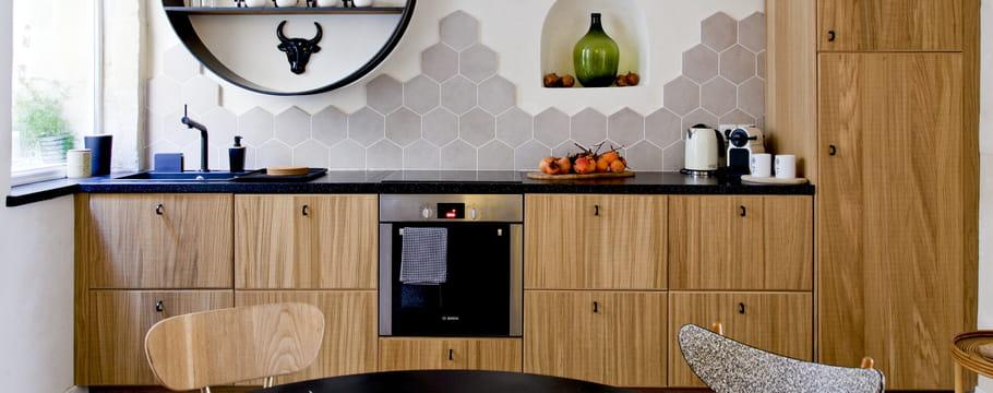 Décoration de cuisine : tout sur les meubles de cuisine, peinture ...
