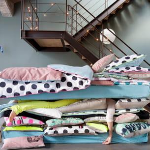 Du linge de lit pigment pour pimenter vos nuits - Pimenter sa vie de couple au lit ...