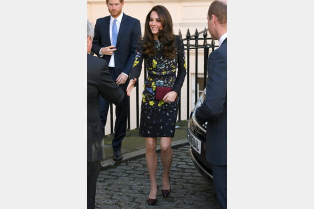 Kate Middleton le 17 janvier 2017