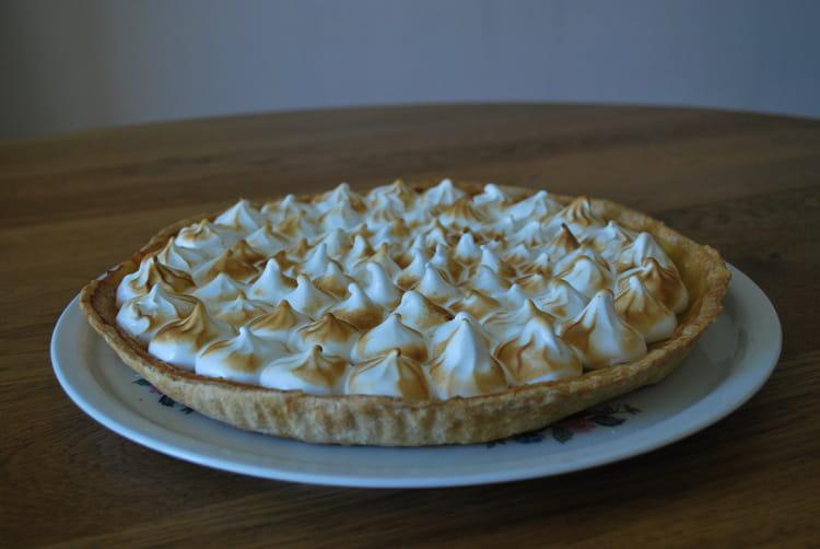 Recette tarte au citron meringu e tarte dessert - Tarte au citron meringuee marmiton ...