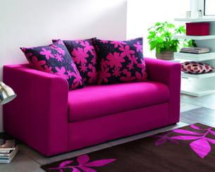 canapé-lit 'power flowers ii' de la maison de valérie