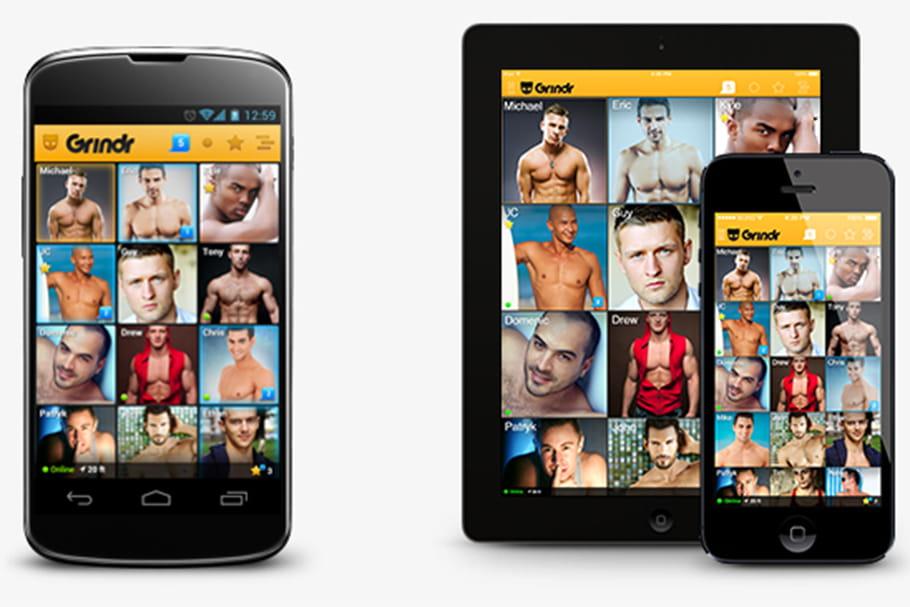 Tinder rencontres App gay