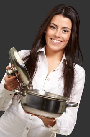 attention, une étourdie en cuisine et votre repas tourne au drame.