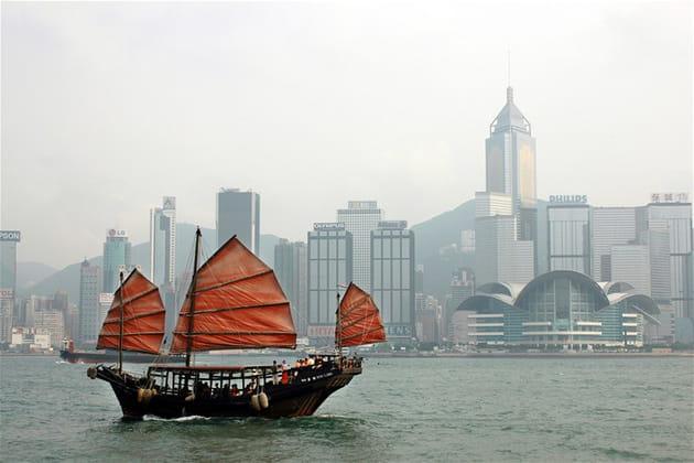 Hong Kong, l'insulaire