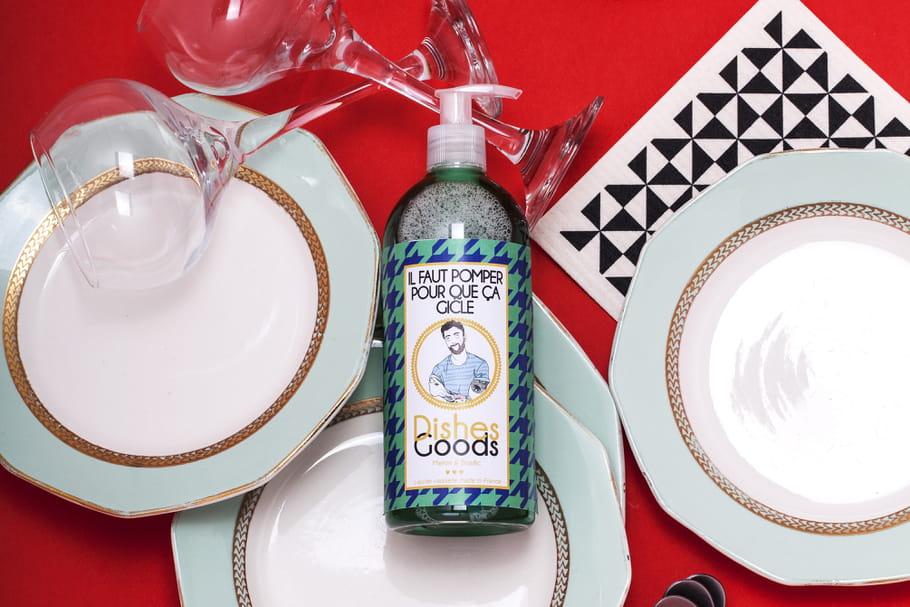Dishes Goods, le produit vaisselle impertinent