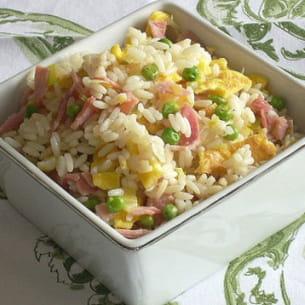 riz cantonais à ma façon