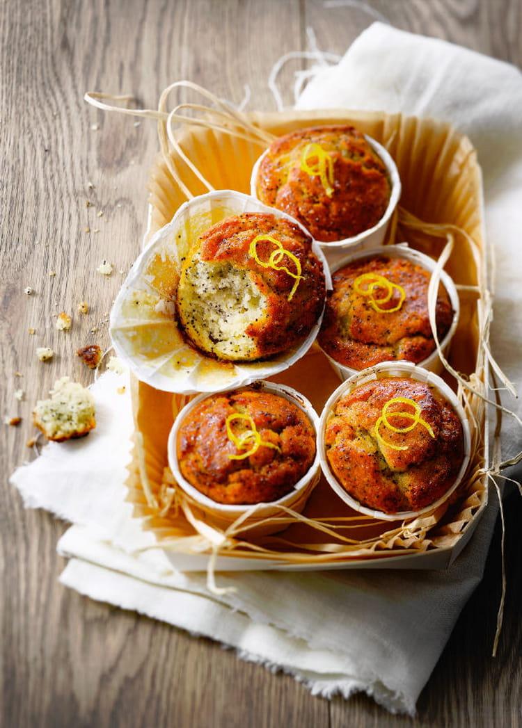 recette de moelleux de pomme de terre au citron et aux graines de pavot sans gluten la recette. Black Bedroom Furniture Sets. Home Design Ideas