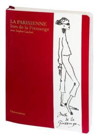 'la parisienne', inès de la fressange avec sophie gachet.