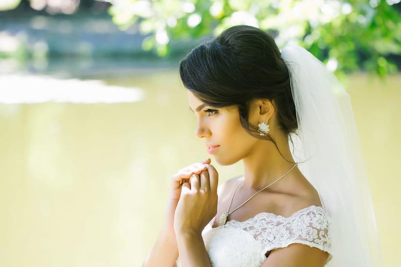 Comment porter son voile de mariée?