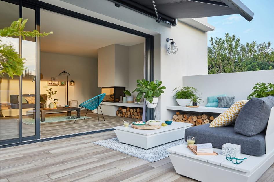 Meubles indoor/outdoor