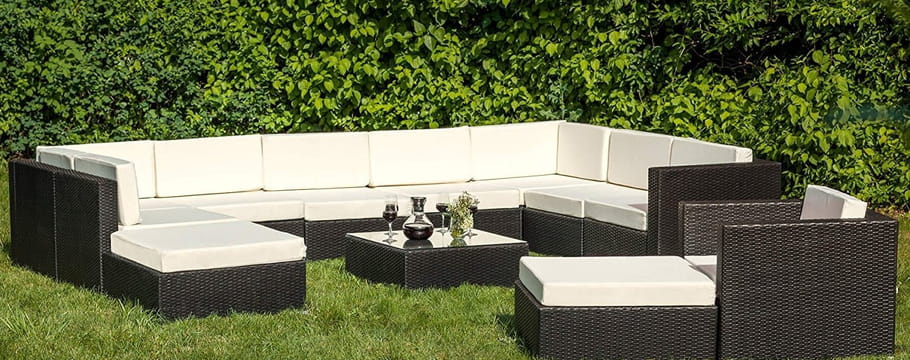 Salon de jardin id e de d coration for Deco mobilier jardin