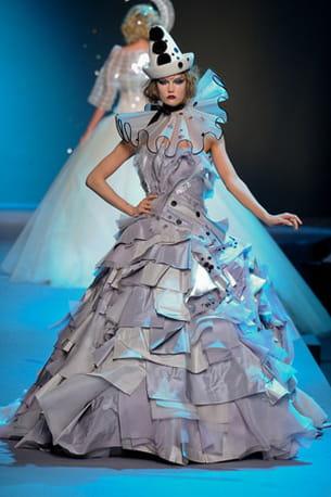 christian dior, défilé haute couture automne-hiver 2011-2012