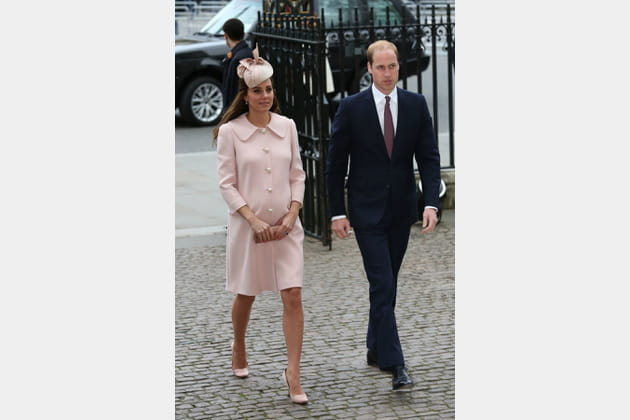 Kate Middleton le 9mars 2015