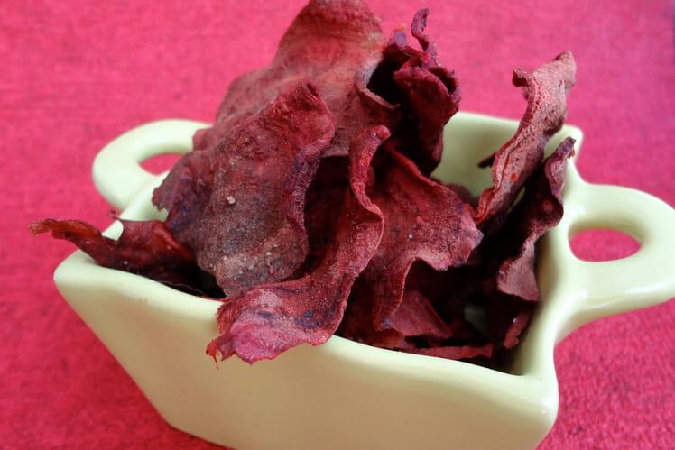 Chips de betteraves