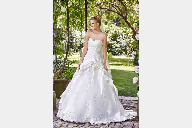 Robe de mariée Merveilles de Point Mariage