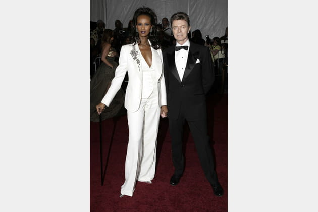 Black and wight, Metropolitan Museum of Art Costume Institute Gala, New York, 2007