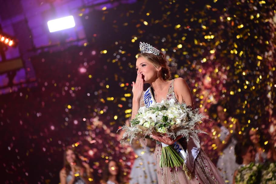 Miss France 2021: Miss Normandie Amandine Petit élue