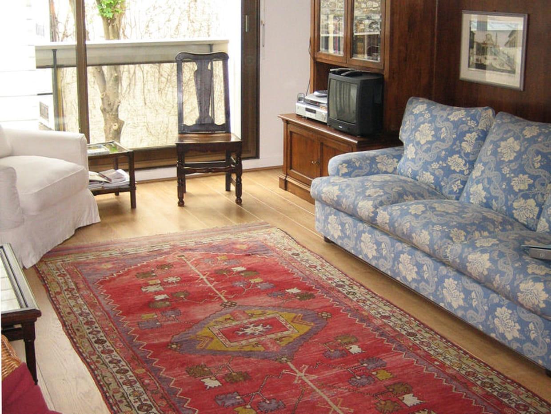 Le salon vieillot avant les travaux for Decorer un appartement