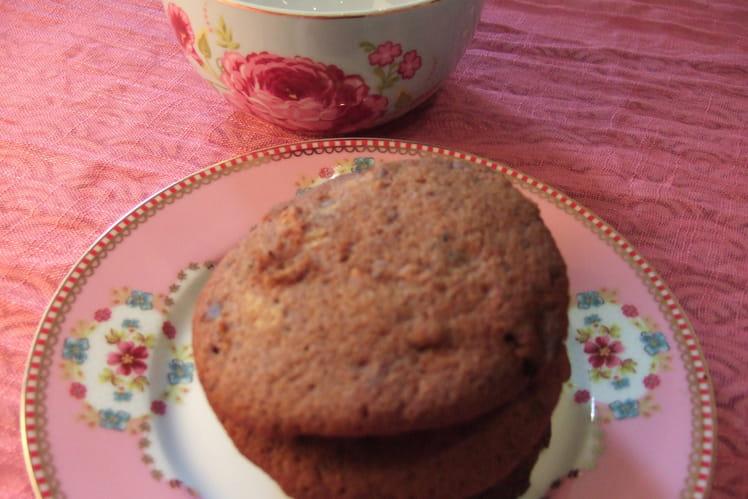 Cookies cappuccino