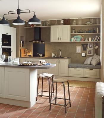 Cuisine modulable delinia par leroy merlin - Smart tiles chez leroy merlin ...