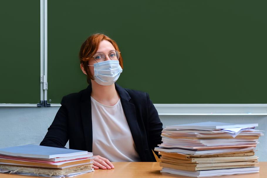 Tests antigéniques à l'école: des dépistages dans les lycées d'Ile-de-France