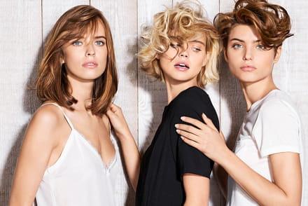 Coupe cheveux carré : tous les articles le Journal des Femmes