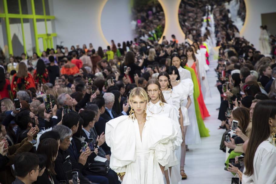 Que retenir de la fashion week de Parisprintemps-été 2020?