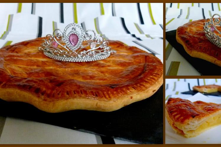 Galette des rois (facile) pour ma princesse !