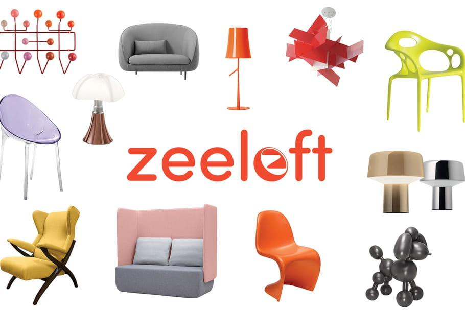 Zeeloft, la plateforme d'achat et de vente de déco contemporaine