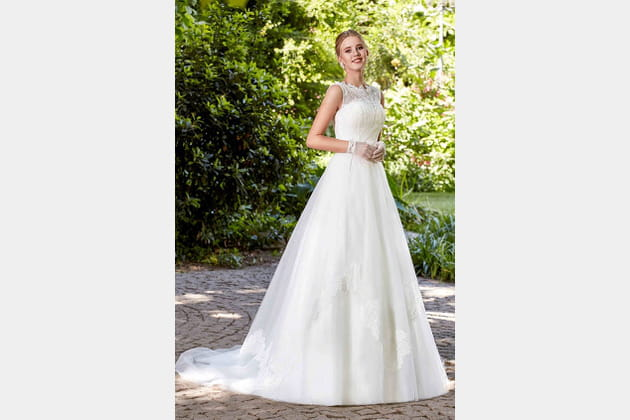 Robe de mariée Tosca de Point Mariage