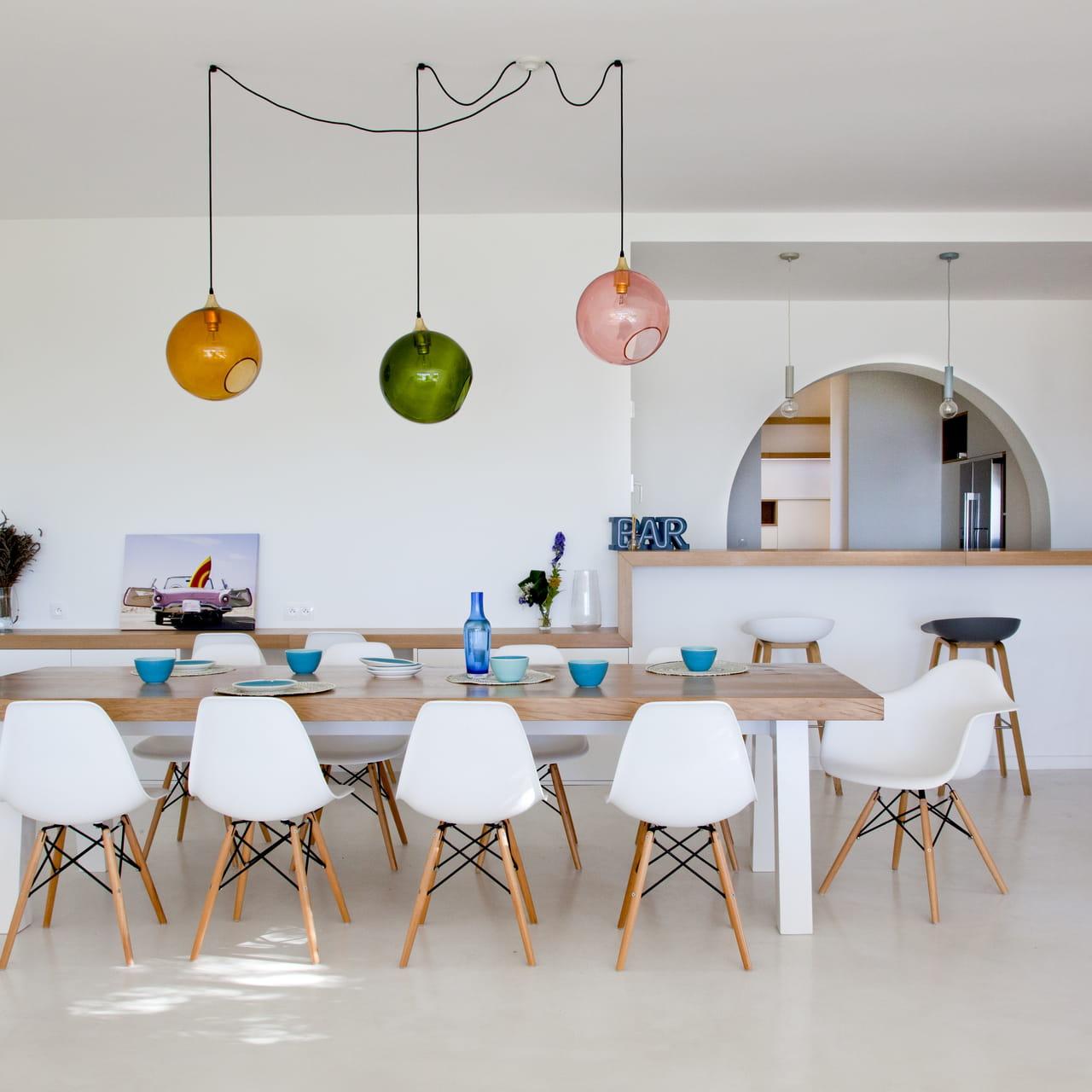 Xxl Table À Manger Amis Famille Et La Des Pour Recevoir Prend Dimensions 0wm8nvN