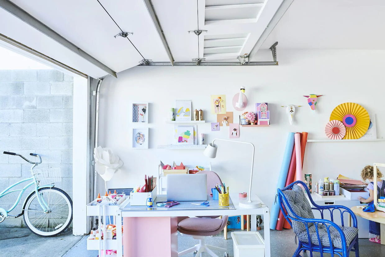 am�nager un garage : en chambre, atelier ou bureau