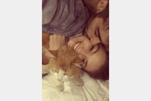 Gigi Hadid et Chub