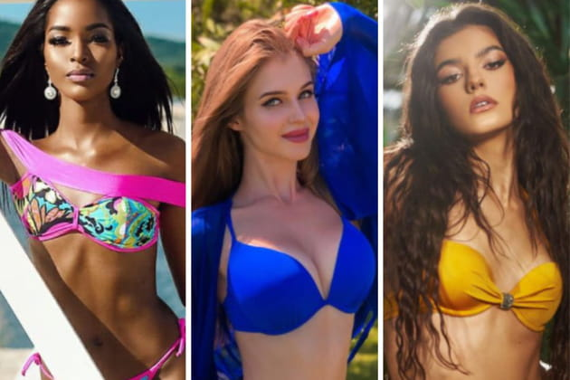 Les candidates à Miss Univers 2021en maillot [PHOTOS]