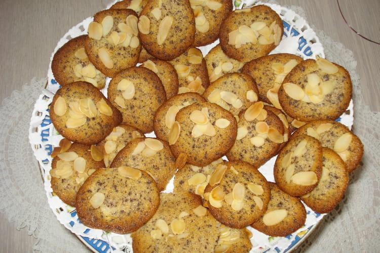 Palets raisins aux pepites de chocolats