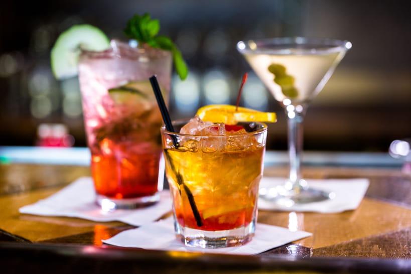100recettes de cocktails avec et sans alcool