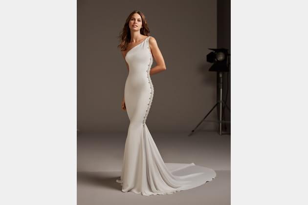 Robe de mariée Amaltea, Pronovias 2020