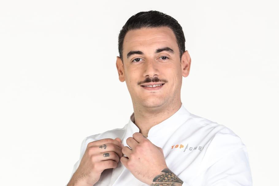 Arnaud Baptiste: éliminé de Top Chef 2021en semaine 11
